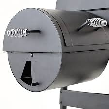 amazon com char broil american gourmet offset smoker deluxe