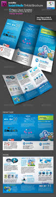 social media brochure template 20 brand new premium brochure templates creativeoverflow