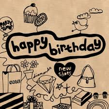 Doodle Birthday Card Doodles Greeting Cards By Roisin Cafferty