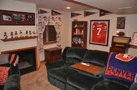 denver broncos basement seating jpg