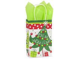 rose jolly christmas trees bags 25 pk 5 1 2x3 1 4x8 3 8