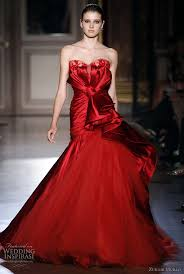 designer wedding dresses 2011 styling your fashion with sameramese zuhair murad fall winter