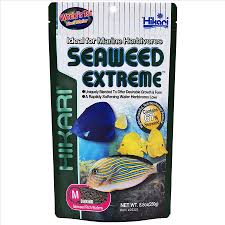 hikari sinking wafers review seaweed extreme medium wafer 250g