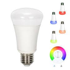 wifi enabled light bulb wireless led l wifi smart light bulb smartphone controlled