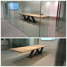 Industrial Boardroom Table Modern Conference Table Design Conference Tables Office U0026