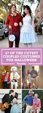 belle for halloween 50 cute couples halloween costumes 2017 best ideas for duo costumes