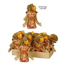 tellon investment and trade inc st70175b 6 scarecrow ornament