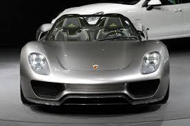 Porsche 918 Concept - porsche 918 spyder concept wemotor com