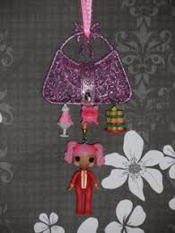 lalaloopsy sparkle ring ornament by littlehulagirl on etsy