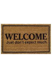Funny Welcome Mats 53 Best Doormats Images On Pinterest Door Mats Welcome Mats And
