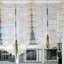 Balloon Curtains For Kitchen by Popular Curtains For Kitchen Windows Buy Cheap Curtains For