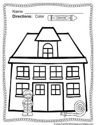 fire prevention and safety fun color for fun printable coloring