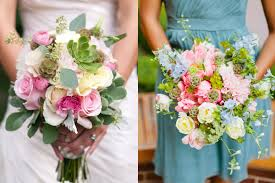 theme wedding bouquets garden inspired wedding bouquets elizabeth designs the