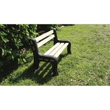 Home Hardware Patio Furniture Bench Plastic Bench Ends Diy Bench Ends Pack Patio Furniture At