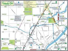 toledo ohio map toledo oh railfan guide toledo