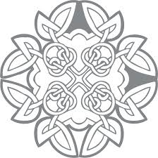 celtic ornament vector free