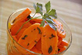 cuisiner des carottes la poele carotte au cumin recette facile la cuisine de nathalie la