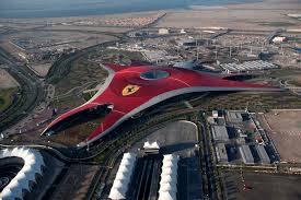 Ferrari World Abu Dhabi Pics