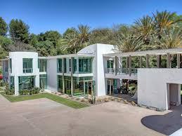 a modernist beverly hills compound designed by richard landry exterior