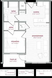 What Is Wh In Floor Plan by A4 Alexan West Highland