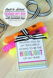 to school gift idea