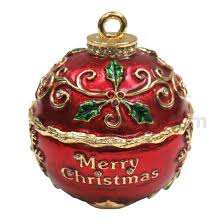 small order zone christmas ball jewelry box double win co ltd
