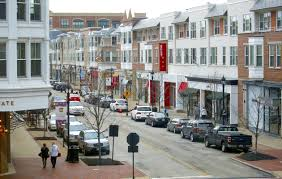 crocker park tree lighting 2017 ohio s crocker park offers a glimpse at what eastern hills might