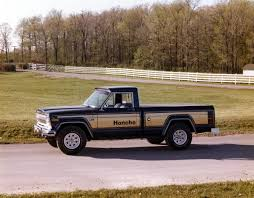 1971 jeep wagoneer jeep honcho brief about model