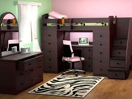 Captain Bed With Desk Loft Bed With Desk And Storage Stairs Storage Decorations