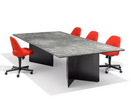 Knoll Propeller Conference Table Lsm Conference Table Series V Base Knoll