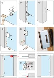 angle adjustable wall mounted shower door hinge kerolhardware co uk