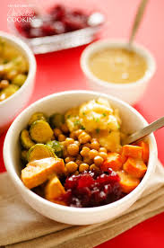 easy thanksgiving leftovers bowl pile those leftover in a bowl