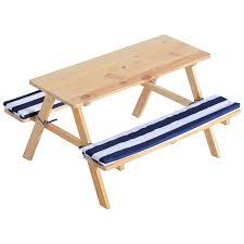 kids outdoor picnic table kids folding picnic table wayfair