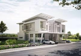 Ultra Contemporary Homes New Exterior House Designs
