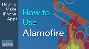 how to use alamofire for networking in your xcode project