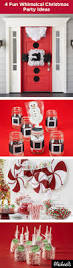 craft whimsical party fun with these diy ideas santa belt door