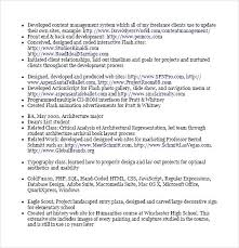php developer resume template php developer cv template pdf free sles exles format