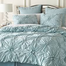 aqua ruffle comforter unique styles of ruched bedding all modern home designs