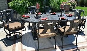 cast aluminum dining table aluminum dining room chairs cast aluminum bronze 5 piece outdoor
