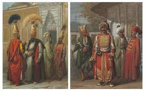 Ottoman Officials Brindesi 2 Works Ottoman Officials