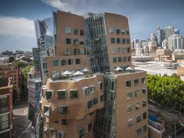 frank gehry floor plans frank gehry crumpled back building in sydney business insider