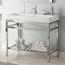 Console Sinks Bathroom 15 To 20 In Depth Bathroom Vanities Homeclick