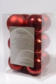Decoris Christmas Decorations Wholesale by Shatterproof Copper Bauble 80mm Pack Of 6 Christmas Urban
