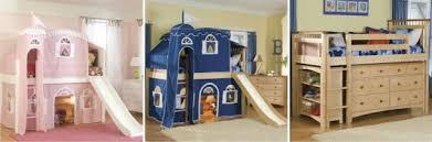 bolton furniture u0027s twin low loft bed sparks a child u0027s imagination