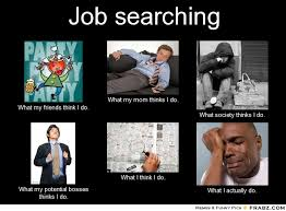 Job Hunting Meme - the musings of amy and karen insanity doing the same thing