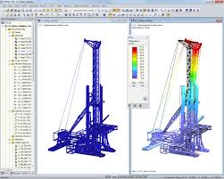 Wood Truss Design Software Free Download by Mechanical Engineering Analysis U0026 Design Dlubal Software