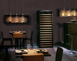 cave a vin sous sol caves à vin multi temperatures pour servir le vin à bonne