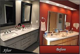 how to paint existing bathroom cabinets kitchen design remodeling in whitewater wi cabinets