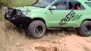 fortuner toyota fortuner offroad youtube