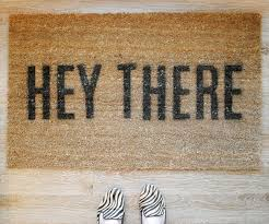 Come In And Go Away Doormat 35 Housewarming Gifts That Will Grant You An Open Invitation